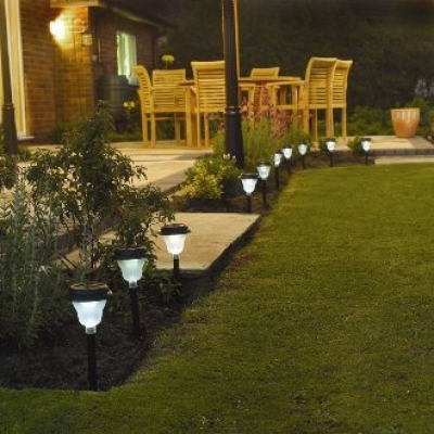Uk Water Features Solar Lighting A Simple Yet Very
