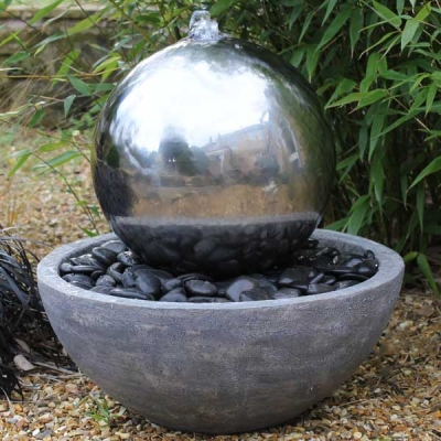 Stainless Steel Grade 304 Water Features Ukwaterfeatures Com